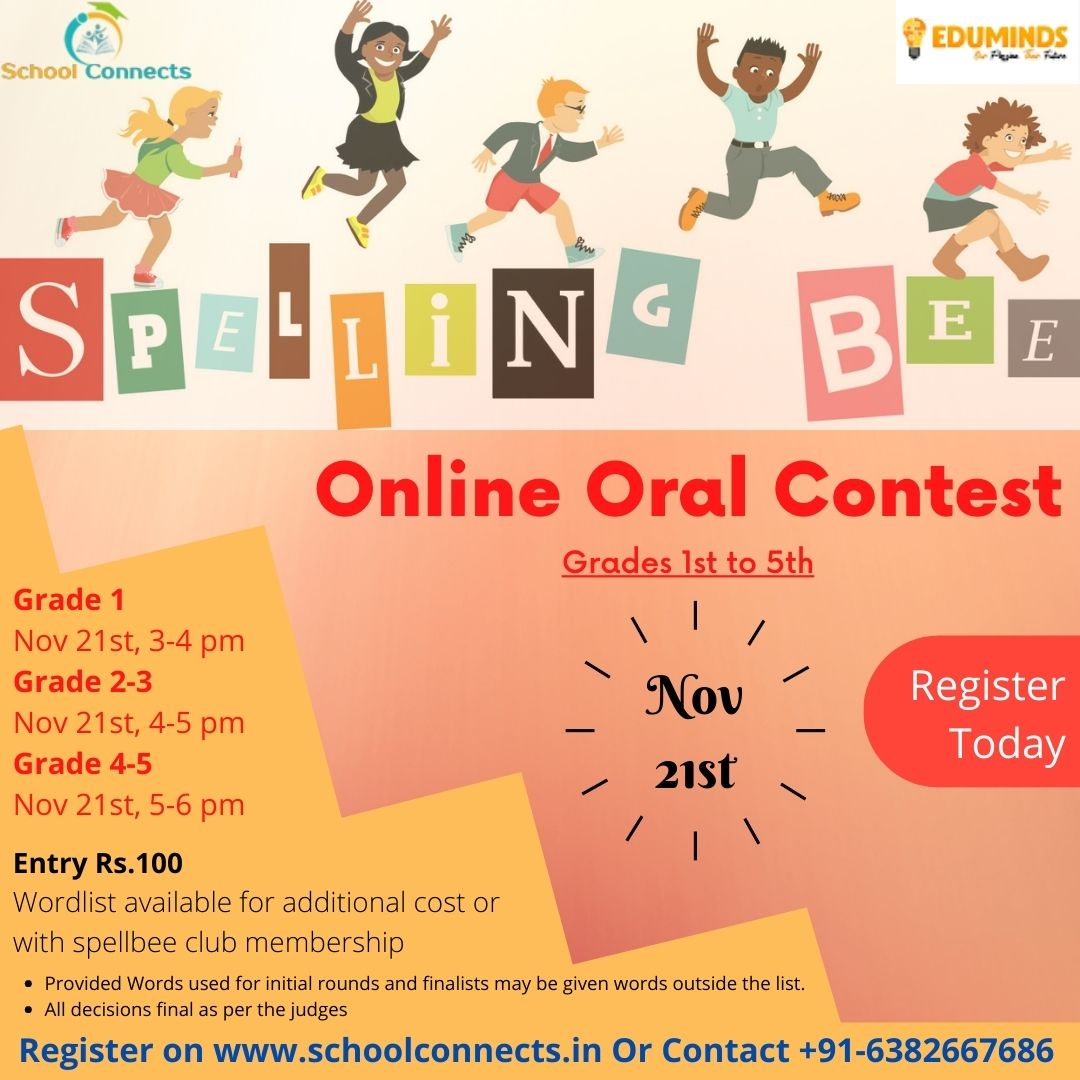 Spelling Bee Oral Contest