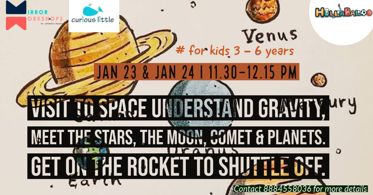 Space theme stories & activity
