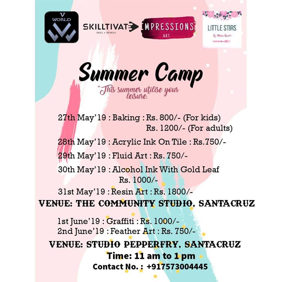 Summer Camp with Skilltivate