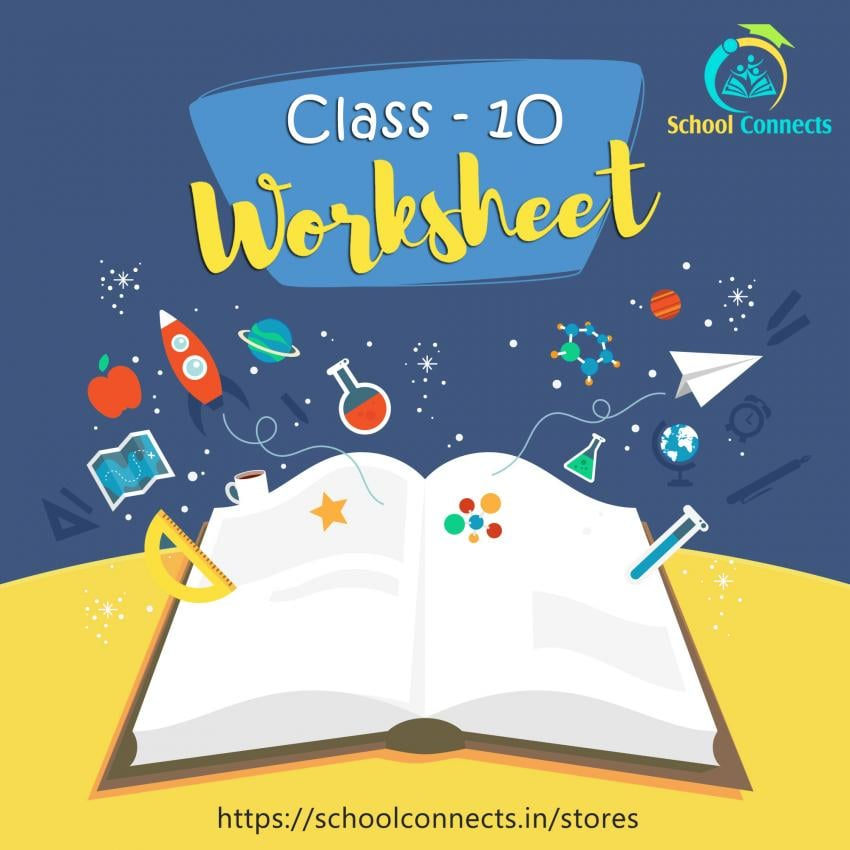Study Materials 10th Std | SchoolConnects