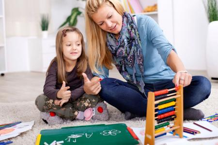 How to make Maths Easy for kids by Abacus