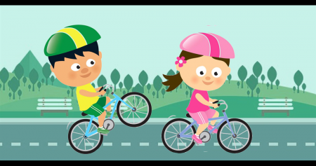 Ways to make Cycling Fun for Kids