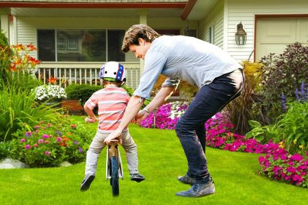 How to Encourage Kids to Ride Cycle