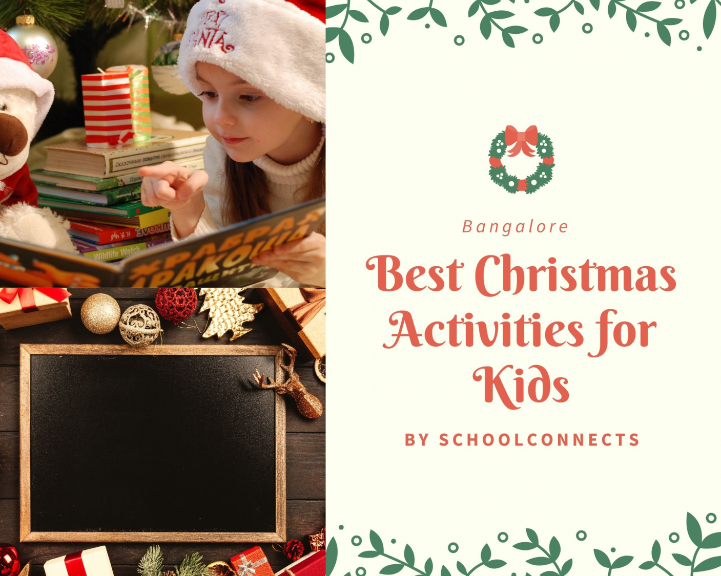 Christmas Activities for Kids in Bangalore