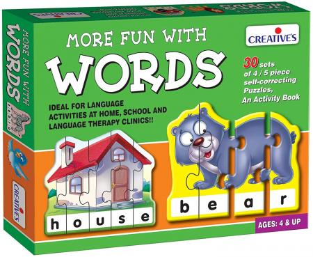 More fun with word Puzzles