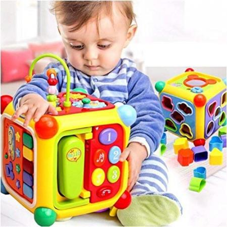 6 in 1 educational activity kit