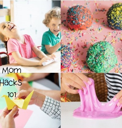 Things to do at home with kids