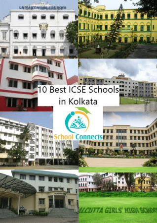 10 best ICSE Schools in kolkata