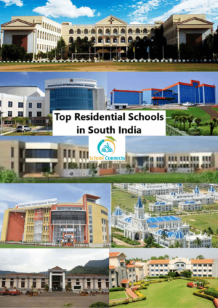 Top Residential Schools in South India