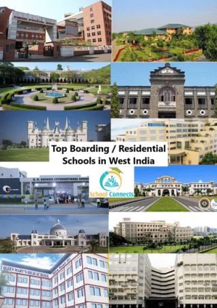 Top boarding / residential schools in west india