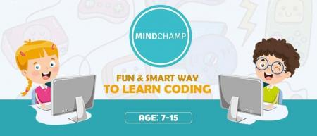 mind champ coding for kids