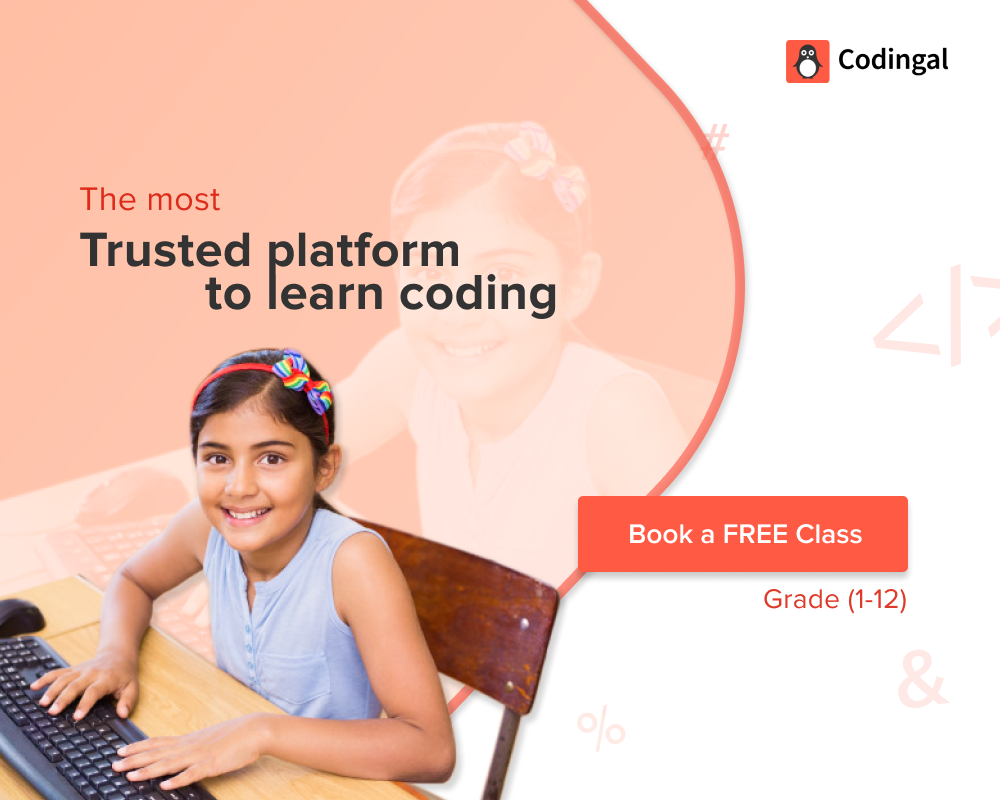 Codingal Online coding classes for kids
